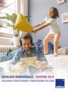 Nuovo catalogo vmc residenziale 2019