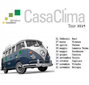 Continua il CasaClima Tour 2019