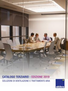 Nuovo catalogo terziario 2019
