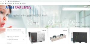 Aldes CAD Library