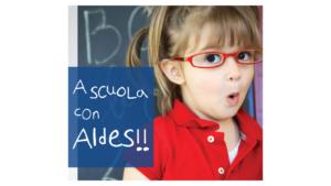 Con Aldes si torna a scuola